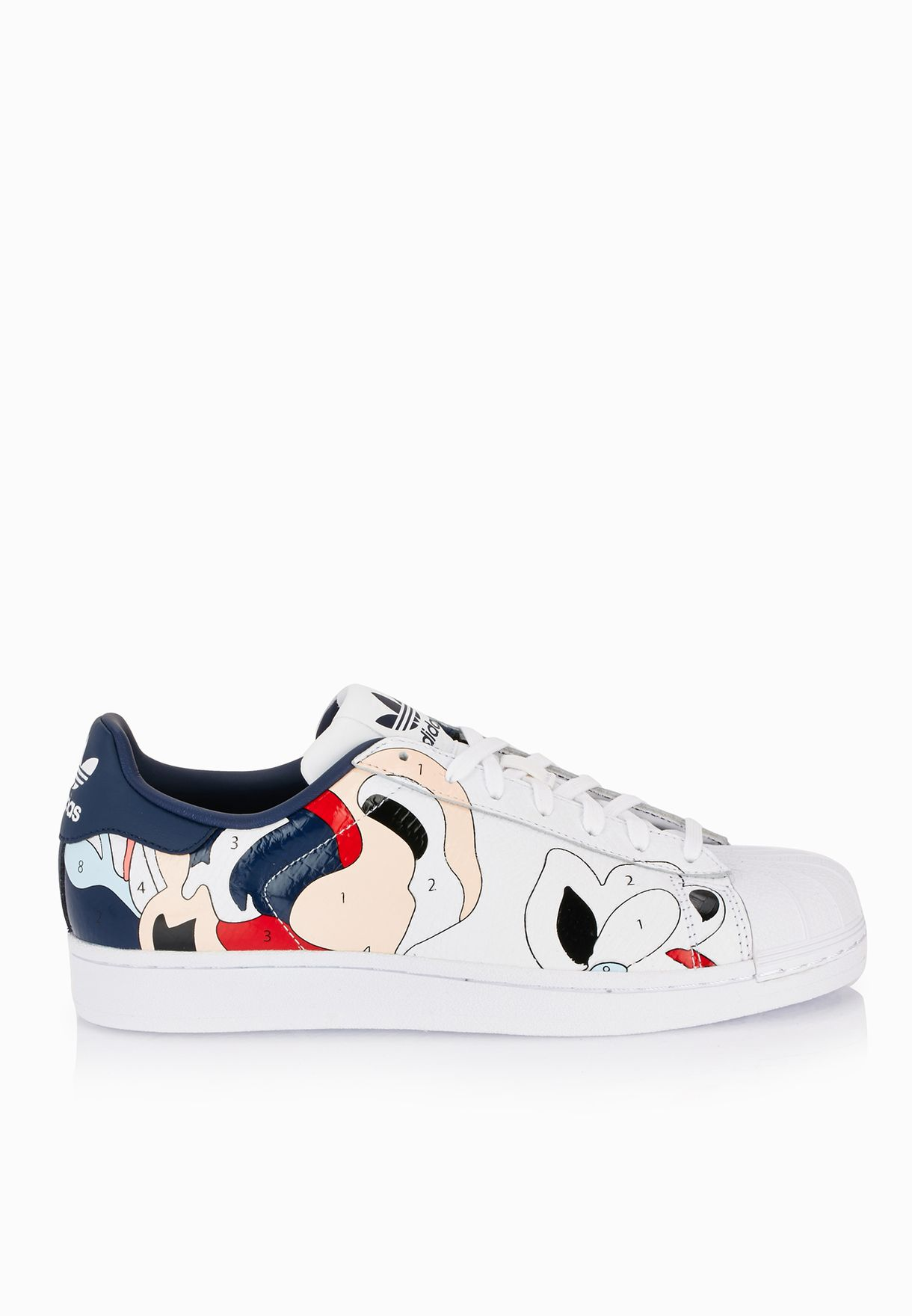 BUTY ADIDAS ORIGINALS SUPERSTAR RITA ORA S80289 38,5 Buy