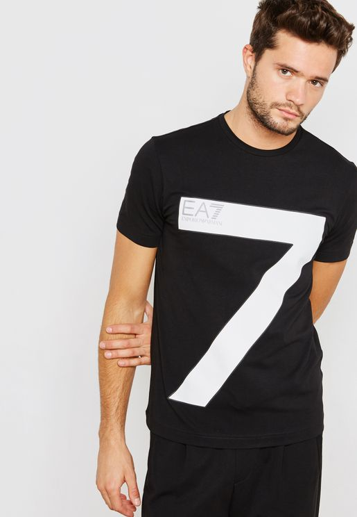 a9ead61e4 Ea7 Emporio Armani T-Shirts for Men | Online Shopping at Namshi Oman