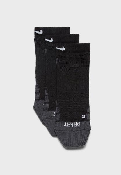 3 Pack Dri FIT Socks