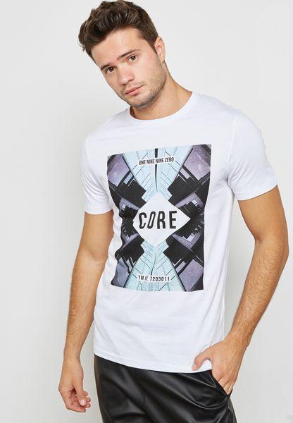 Summer Printed T-Shirt