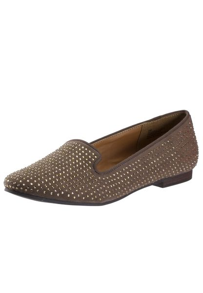 Natural Soul Glamour Flat(Women's) -Black Synthetic Perfect Cheap Prices Buy Cheap Best Place Cheap Recommend Fast Delivery 3WKp4
