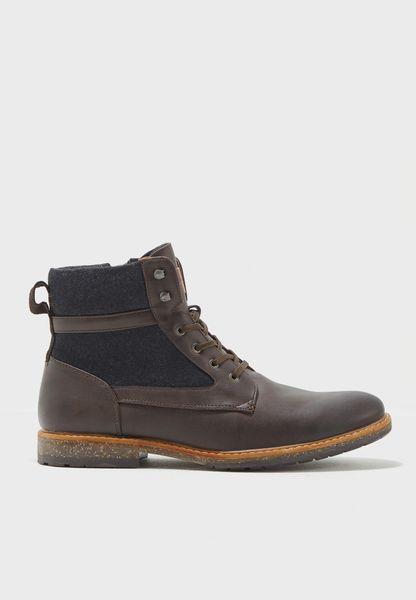 Edibe Boots