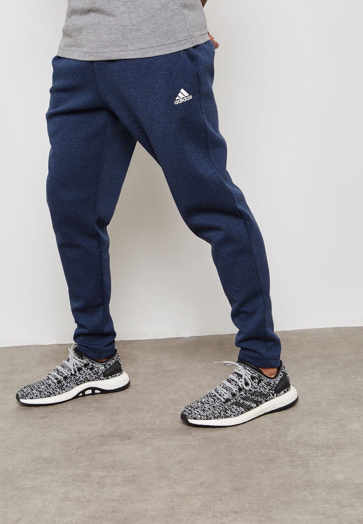 db890c2e7f8141 Shop adidas blue ID Stadium Sweatpants CG2093 for Men in UAE ...