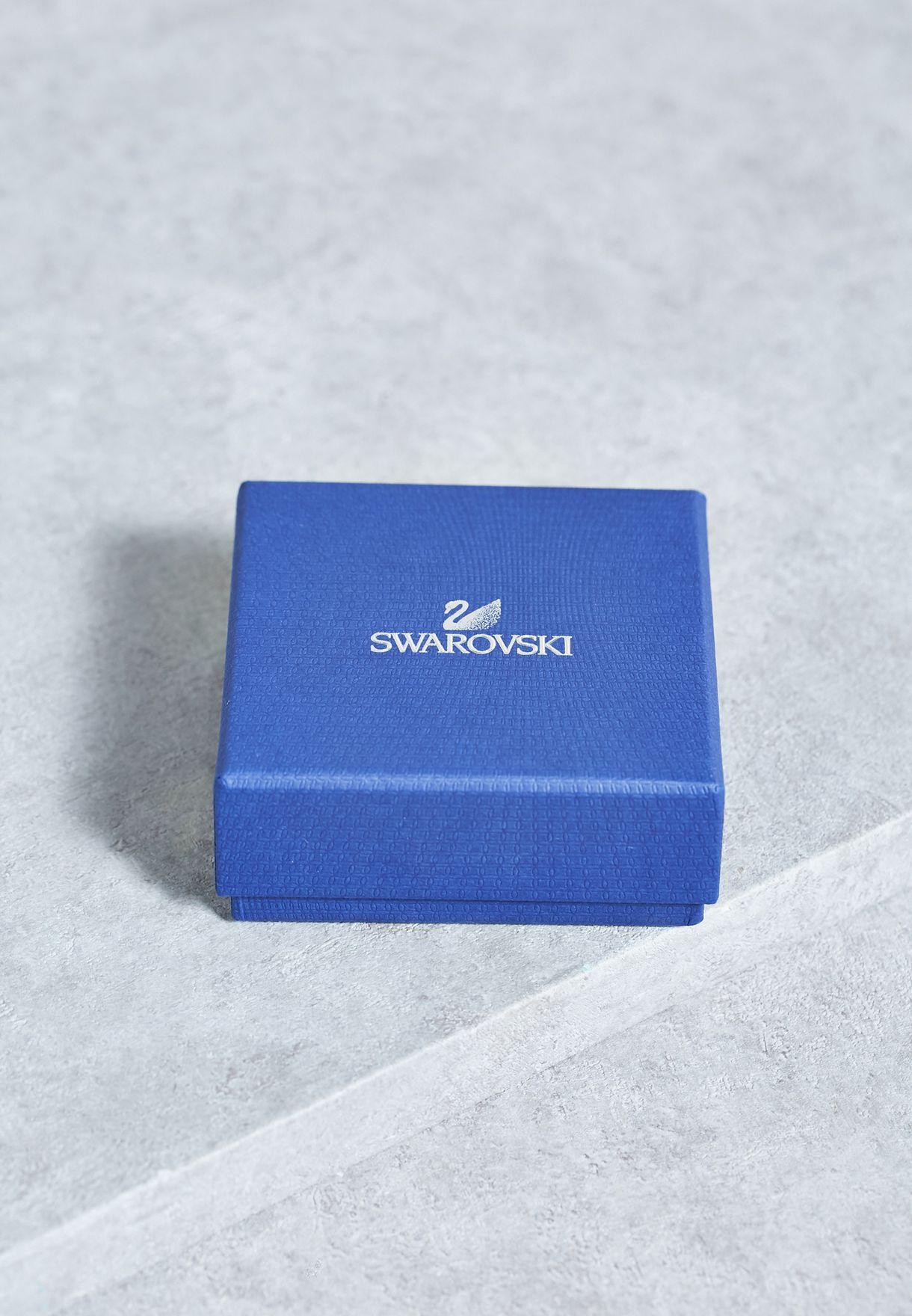 6fab1f1b6 Shop Swarovski silver Globe Pierced Earrings 5274314 for Women in ...
