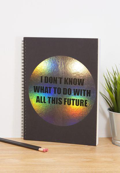 Future Slogan Notebook
