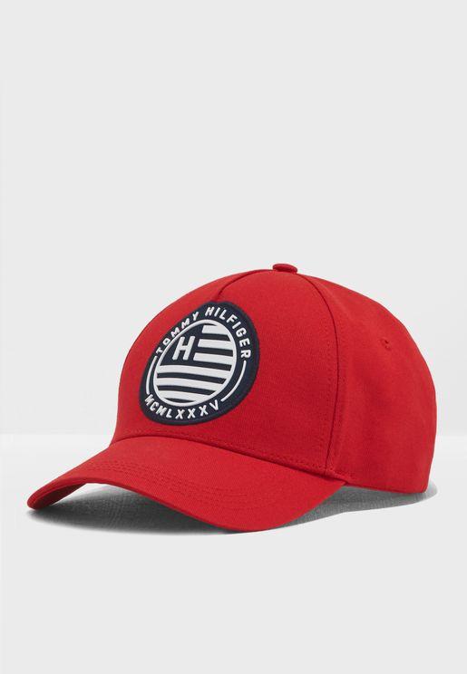Tommy Hilfiger Seasonal Badge Cap