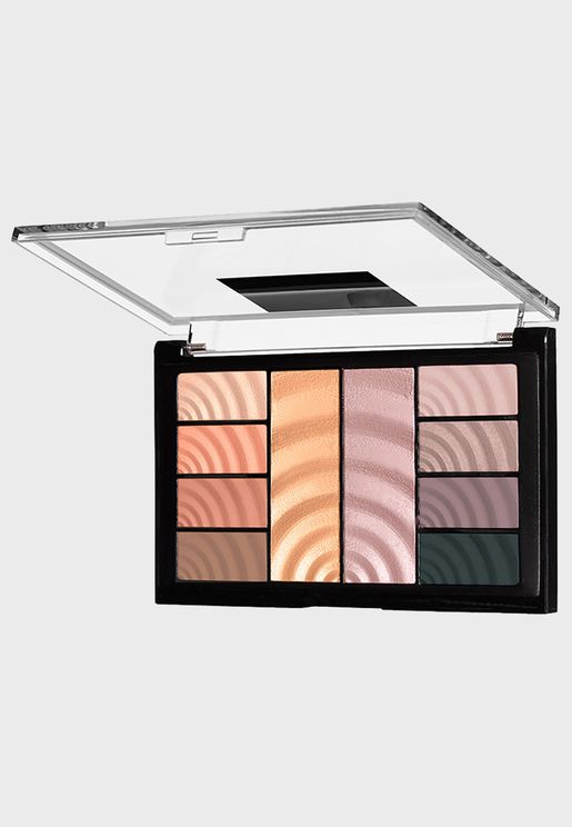 Total Temptation Eye Shadow Palette