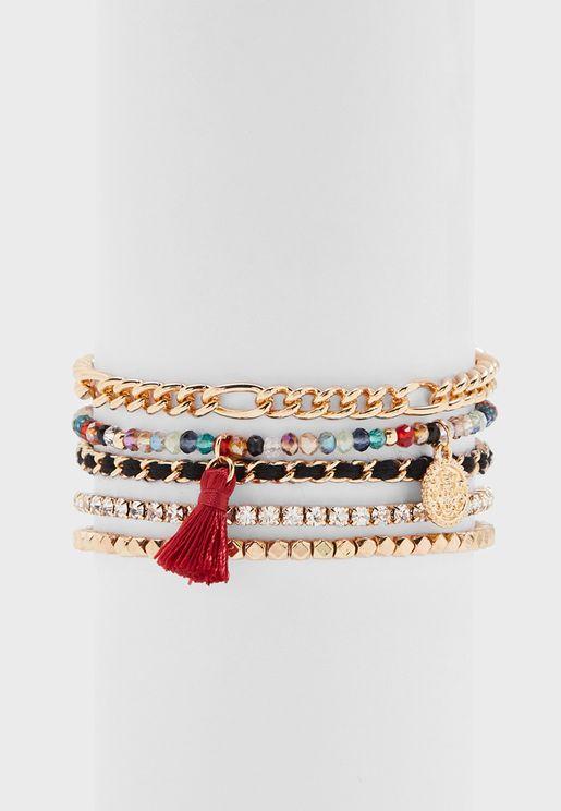 Multipack Adiecia Bracelets