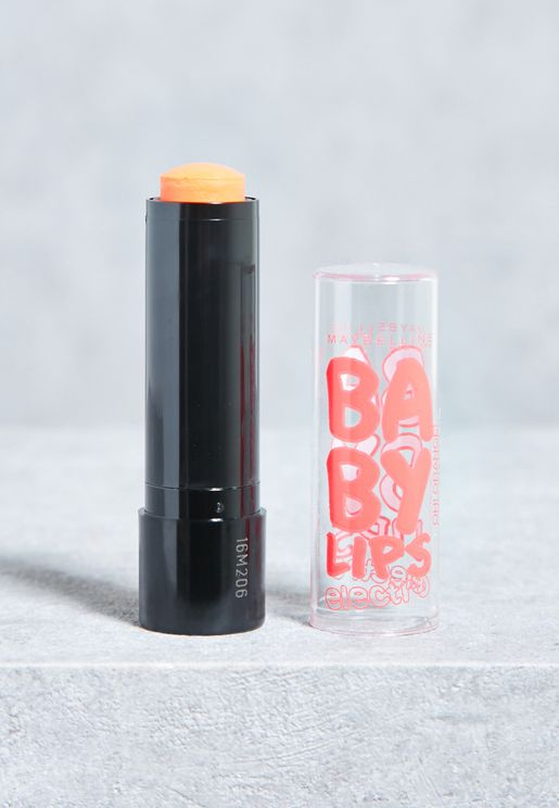 Baby Lips Electro Oh! Orange