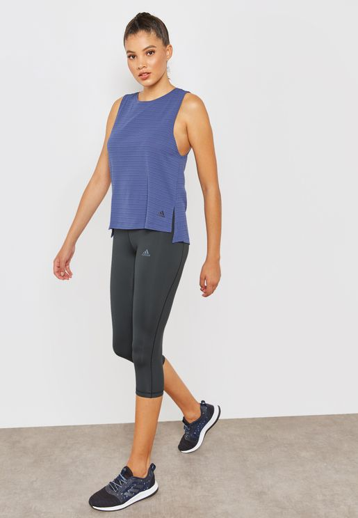 Ultra Solid 3/4 Leggings