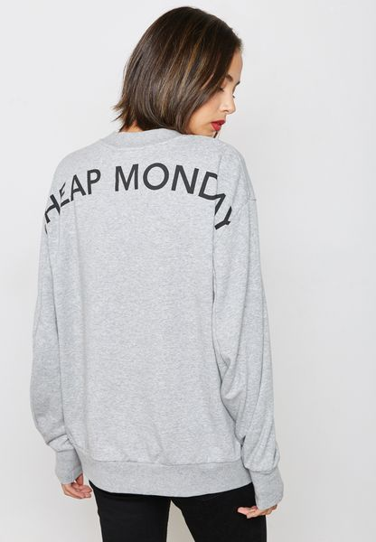 Logo Back Sweatshirt