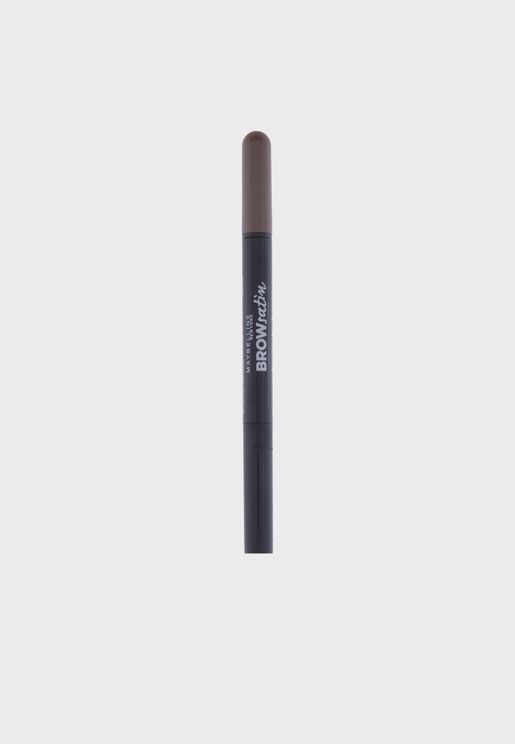Brow Satin Duo 2 Medium Brown