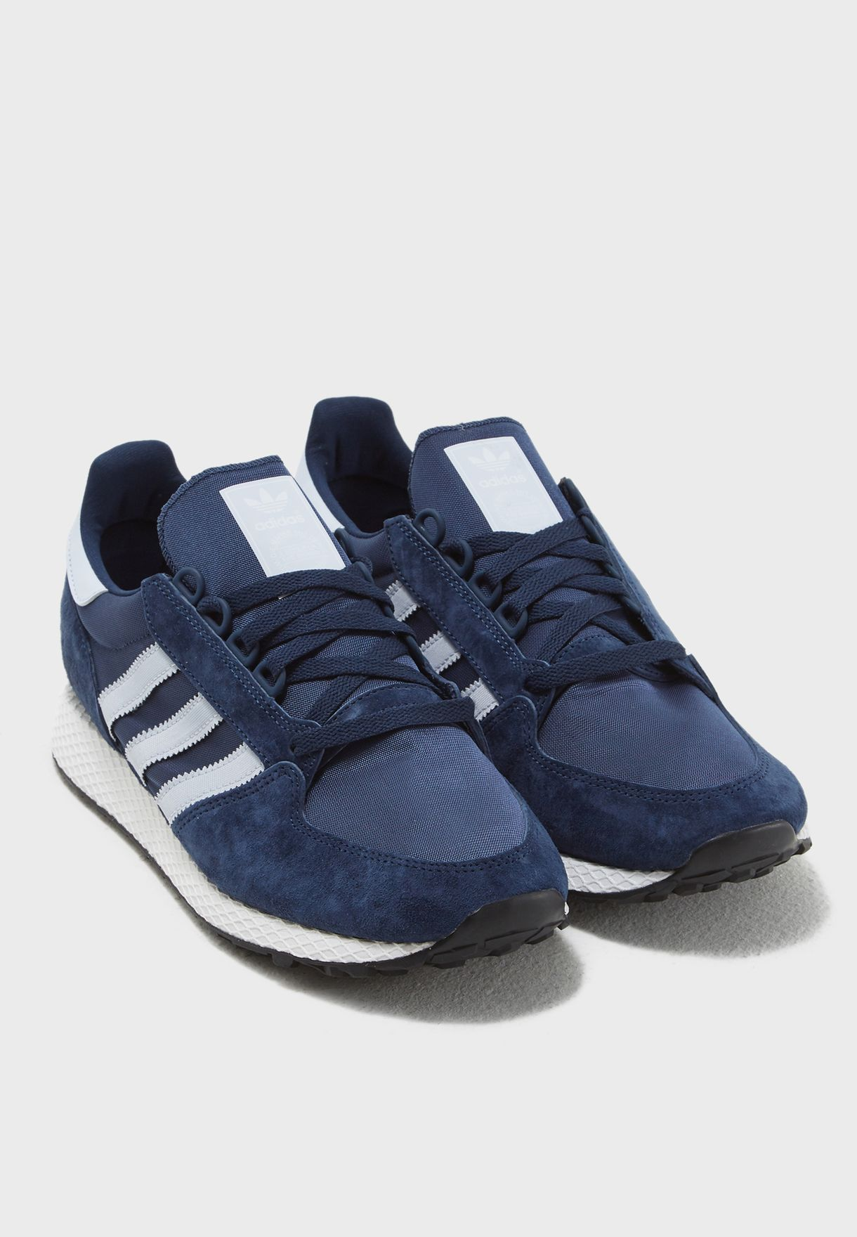 f03a94c786b4 Shop adidas Originals navy Forest Grove D96630 for Men in Bahrain ...