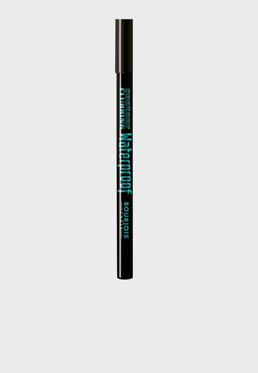 Contour Clubbing Waterproof Pencil & Liner 41 Black Party