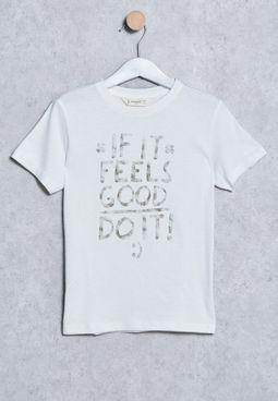 Kids Game T-Shirt
