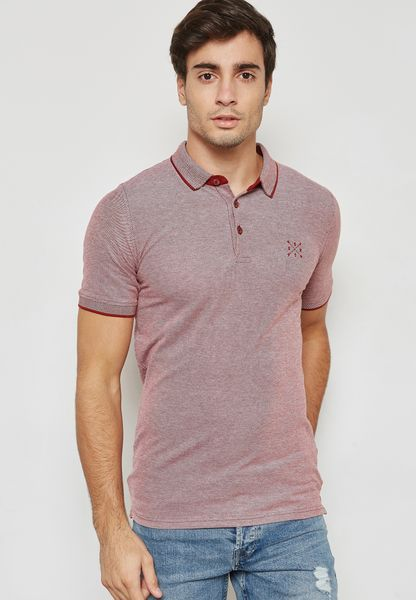 Stan Fitted Polo