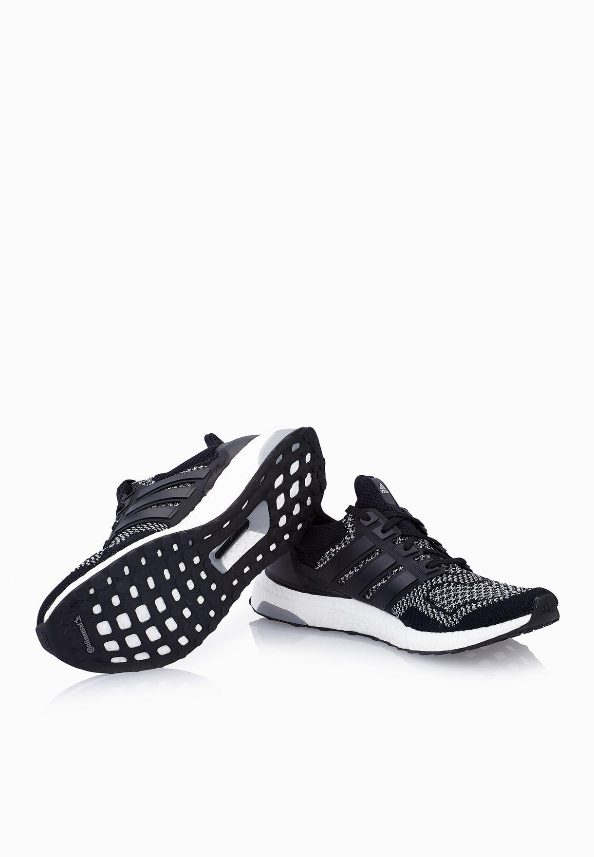 on sale 263d9 6397f Shop adidas black Ultra Boost Ltd AQ5561 for Men in Qatar ...