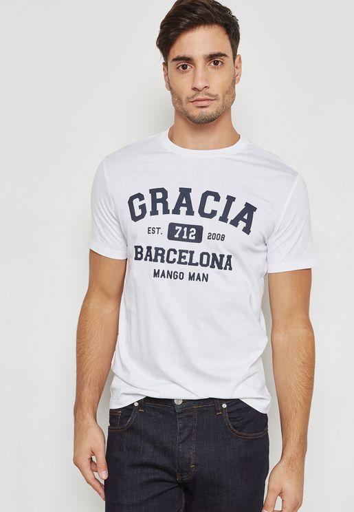 Bcn2-H T-Shirt
