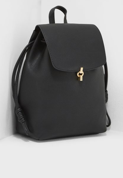 Lucy Metal Bar Backpack