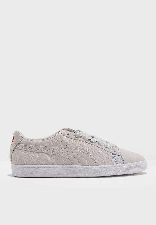 حذاء شمواة كلاسيكي