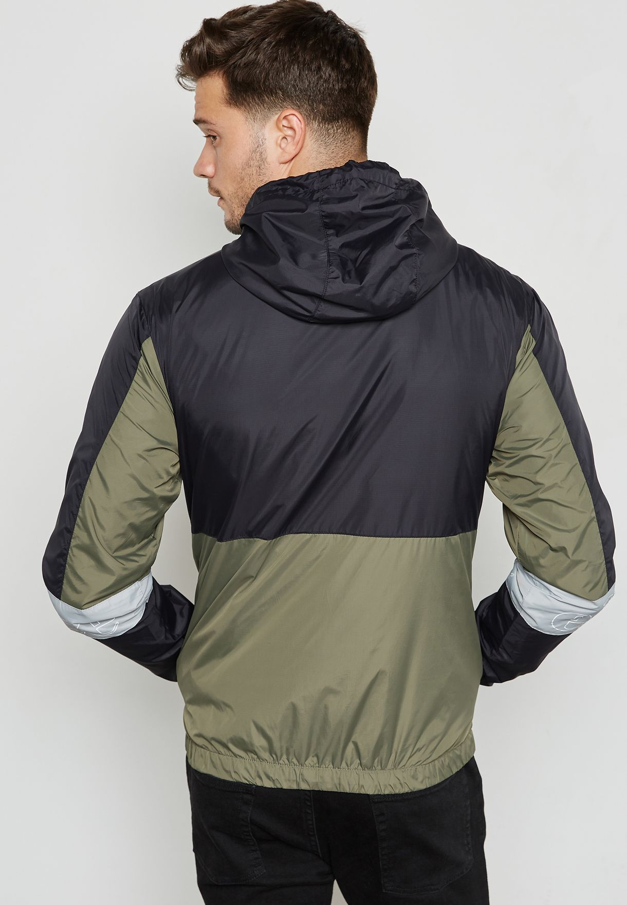 Tonazzi Badged Jacket