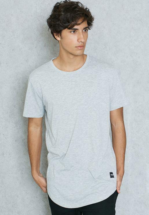 Matter Long Line T-Shirt