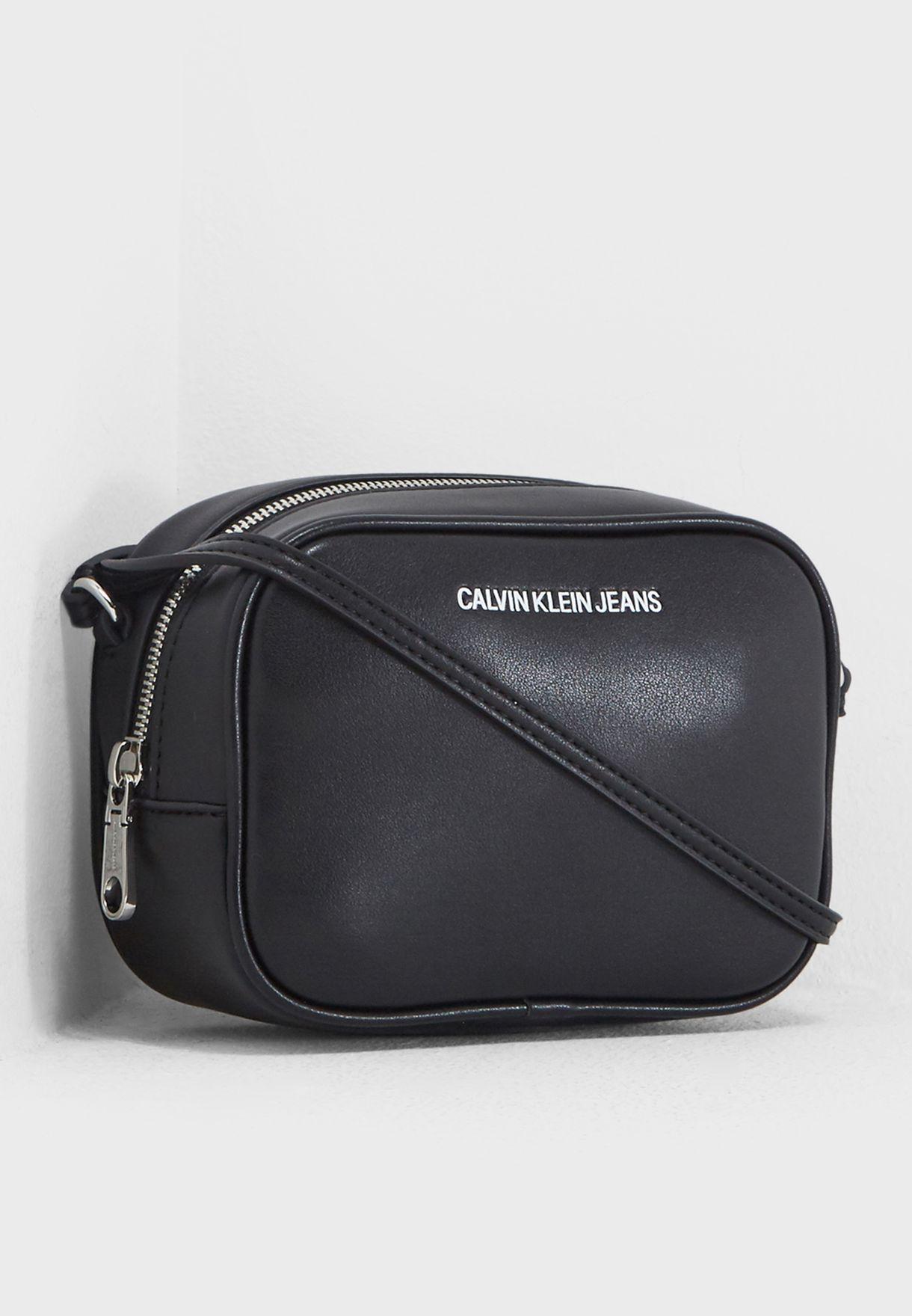 Shop Calvin Klein black Sculpted Camera Bag K40K400649 for Women in Saudi -  CA787AC24JUX 6d3af08e04