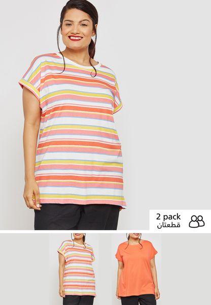 2 Pack Boyfriend T-Shirt