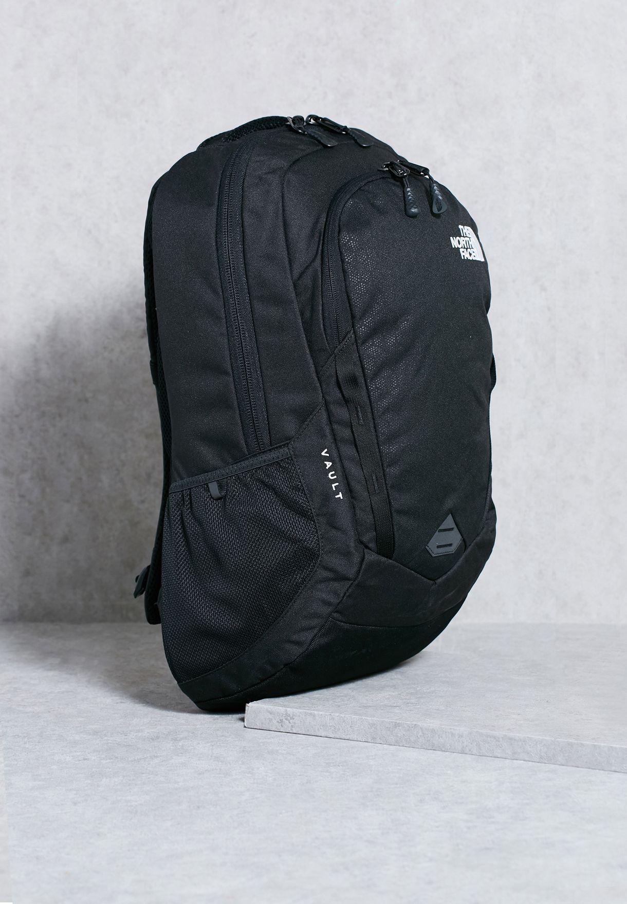 e622f430af02 Shop The North Face black Vault Backpack NOT0CHJ0-JK3 for Men in UAE ...