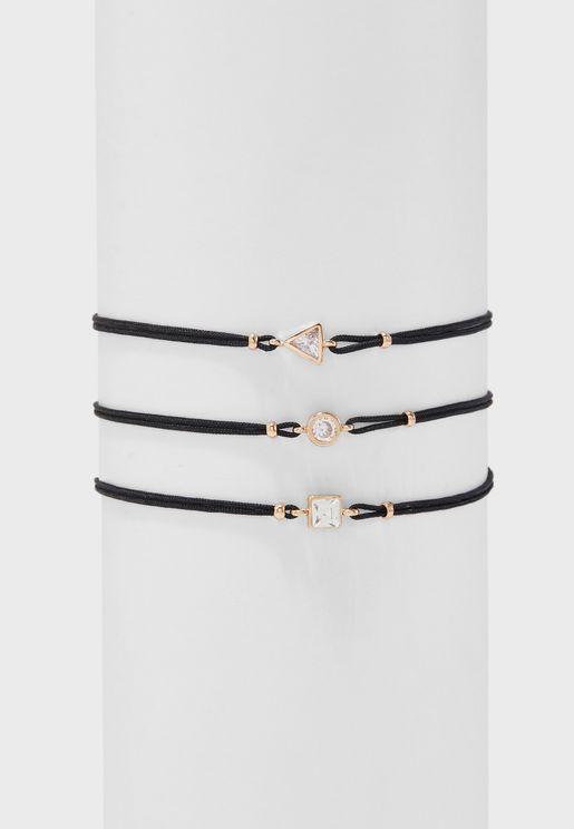 Multipack Friendship Bracelets