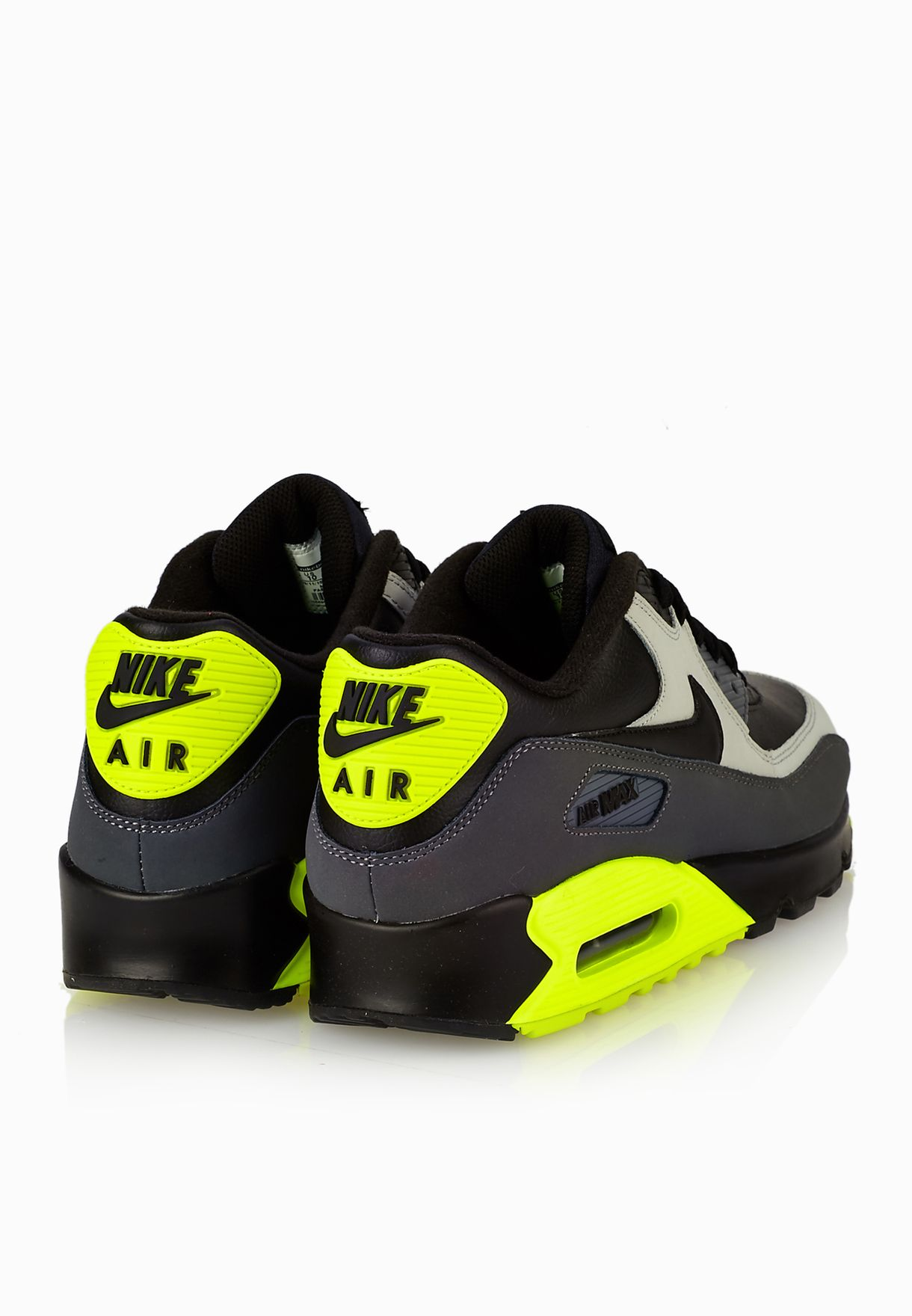 the best attitude bb548 1e7ab Shop Nike multicolor Air Max 90 LTR 652980-007 for Men in Kuwait ...
