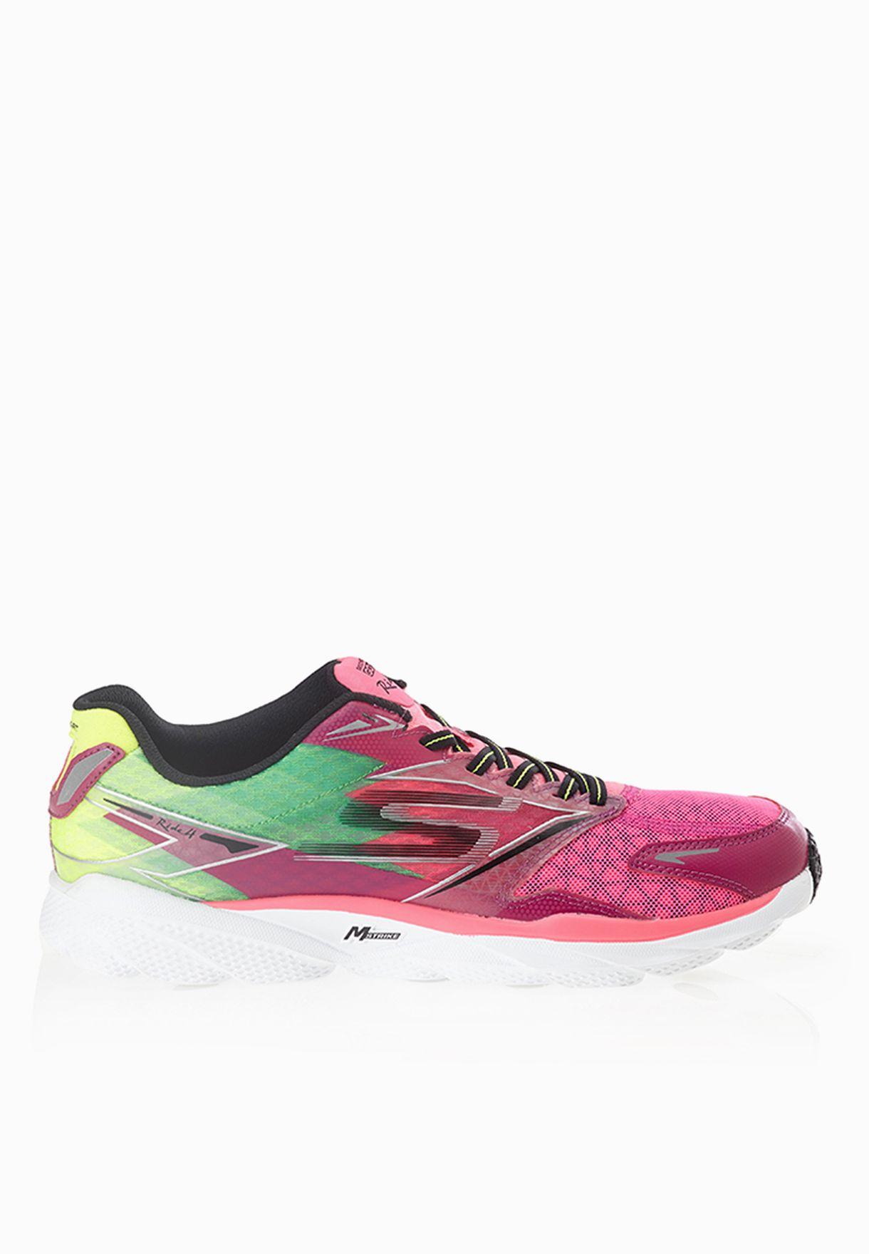 Shop Skechers multicolor Go Run Ride 4 13998-HPLM for Women in Bahrain -  SK034SH14JUZ 85a9b81fd