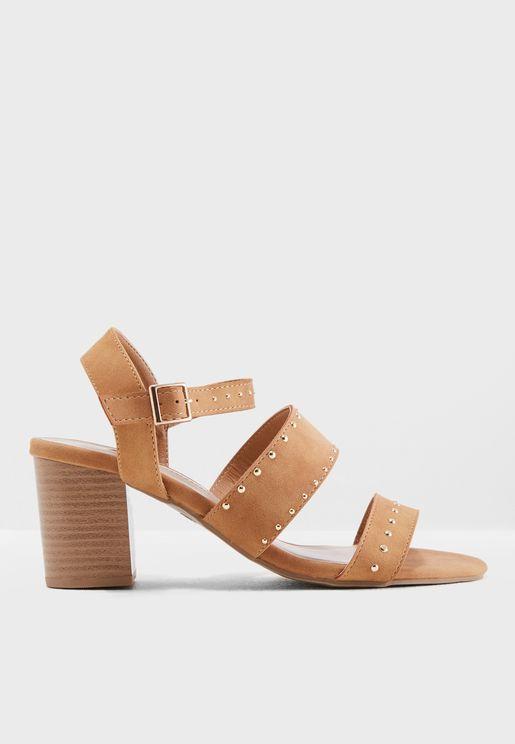 Star Studded Sandals