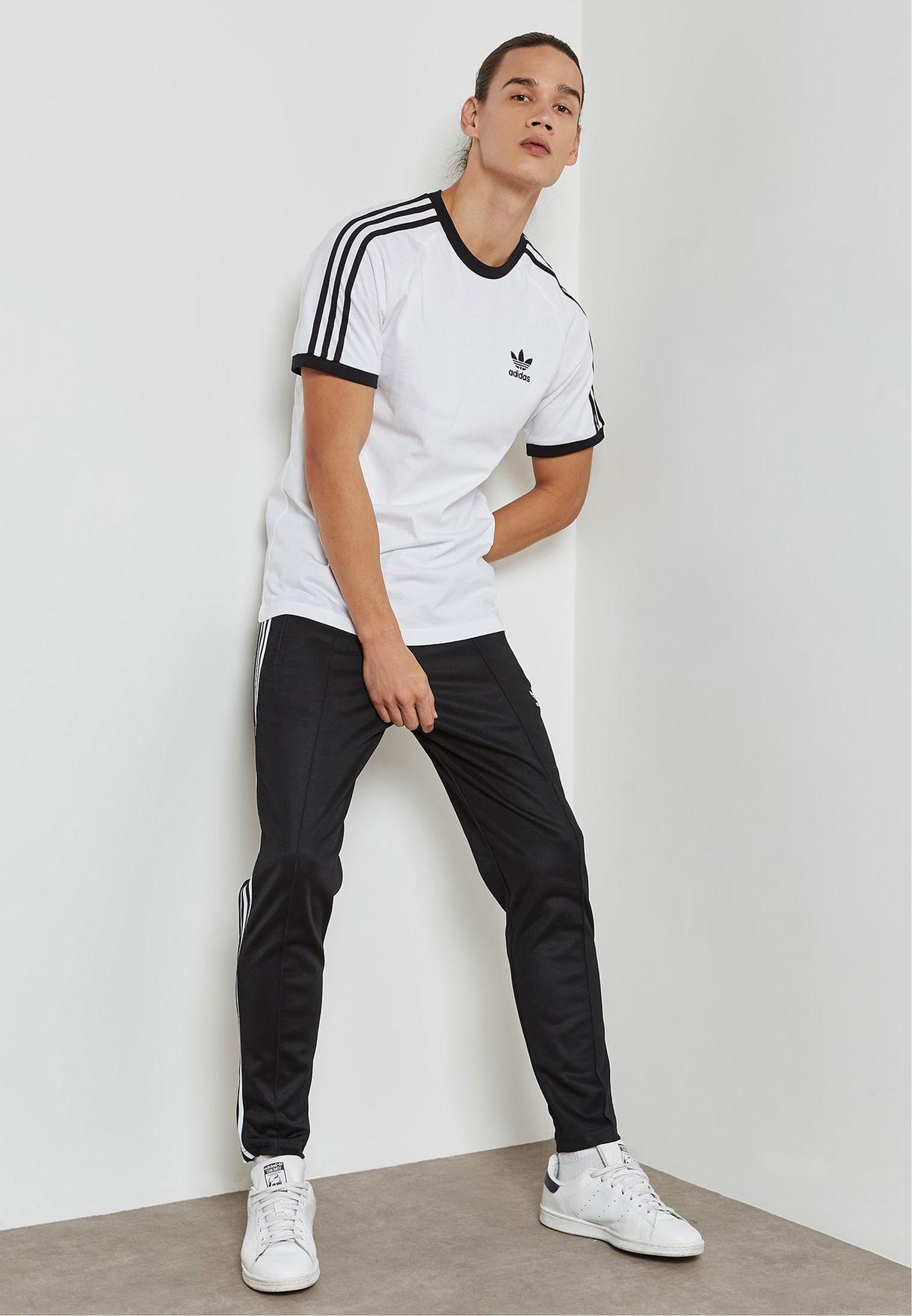 adicolor 3 Stripe T-Shirt