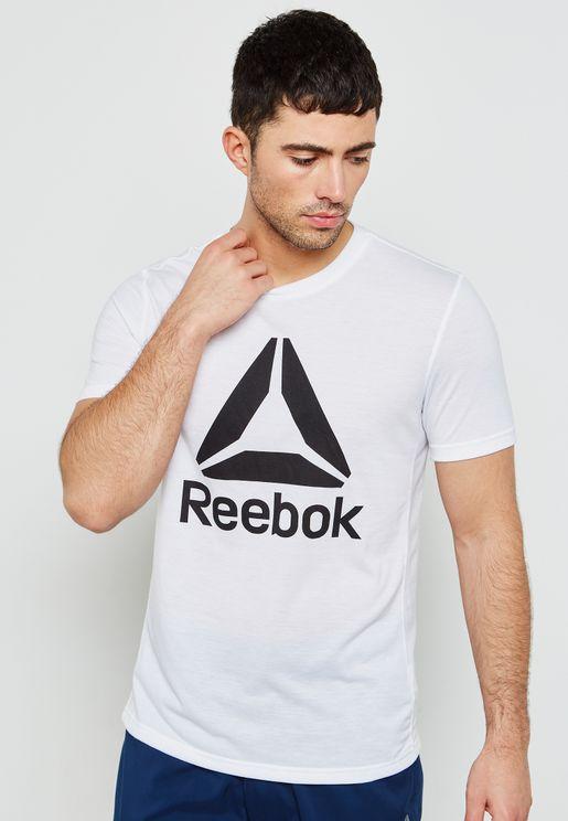 Workout Ready Logo T-Shirt