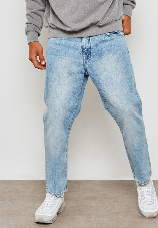 In Law Skinny Fit Jeans