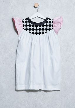 Kids Polka Dress