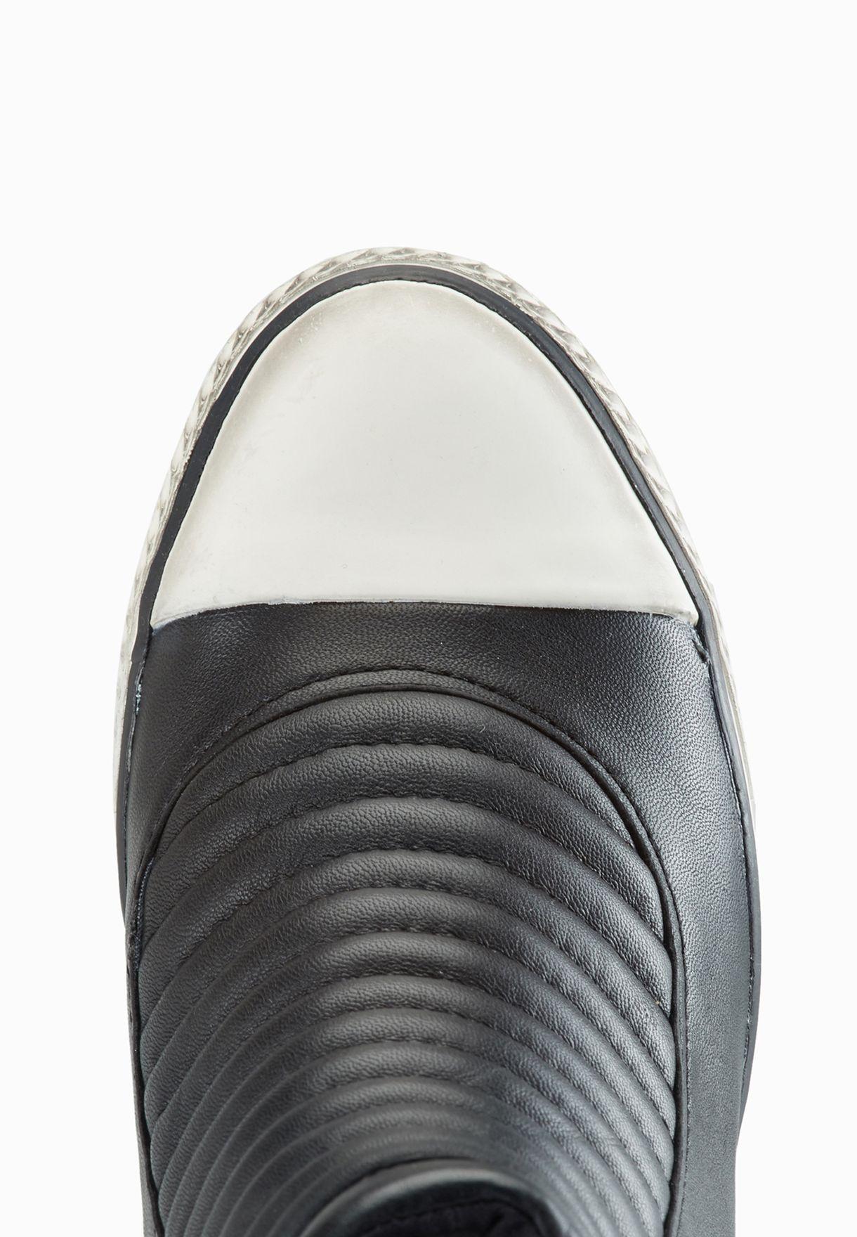 Genius Wedge Sneakers