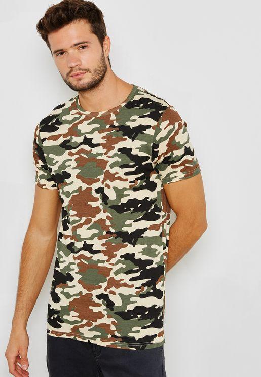 Disguise Camo T-Shirt