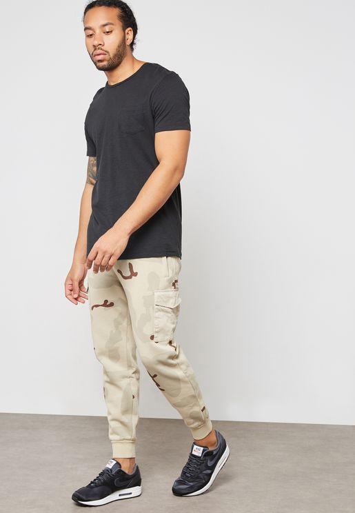 Rebel Camp Sweatpants