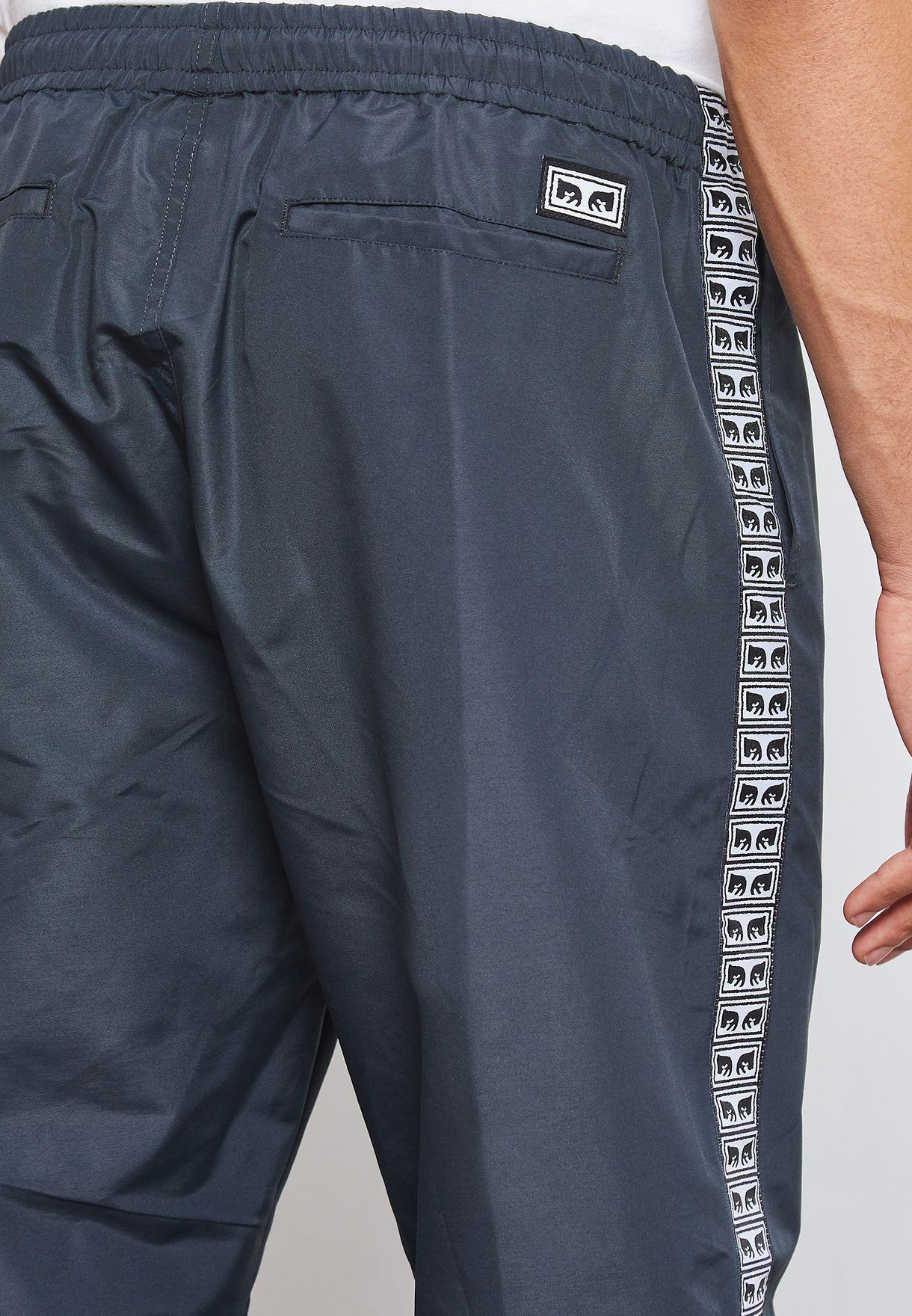 Eyes Print Track Pants