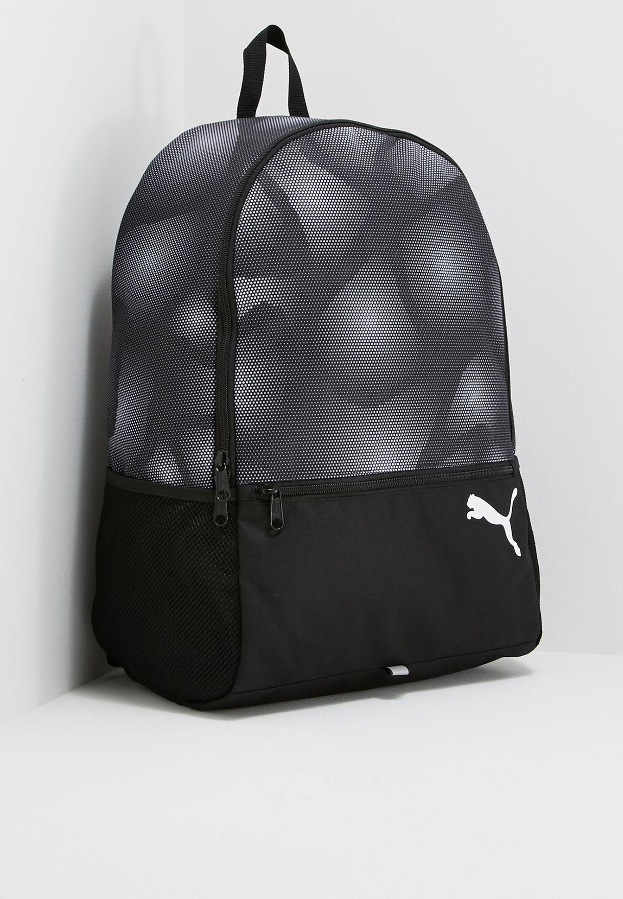 aa6d0f479a81 Shop PUMA black Alpha Backpack 07471201 for Men in UAE - PU020AC14GAN