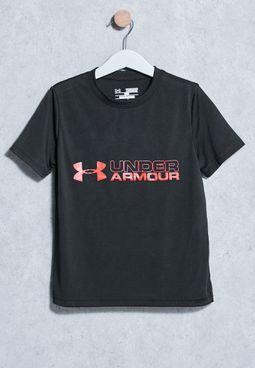 Youth Duo Logo  T-Shirt