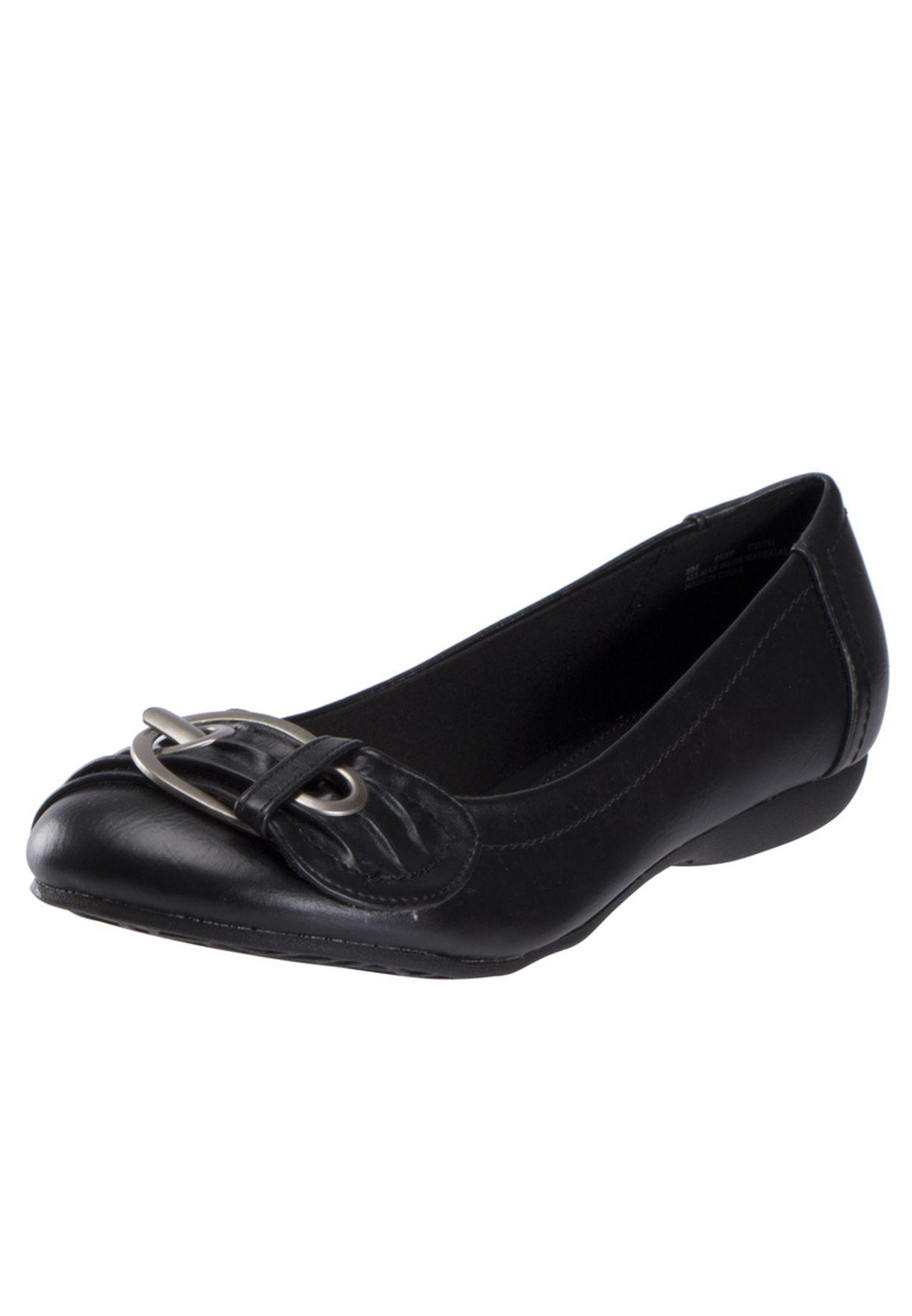 26e37d9ac تسوق Casual Ballerina Shoes ماركة ميا لون أسود في الكويت - MI852SH14CNT