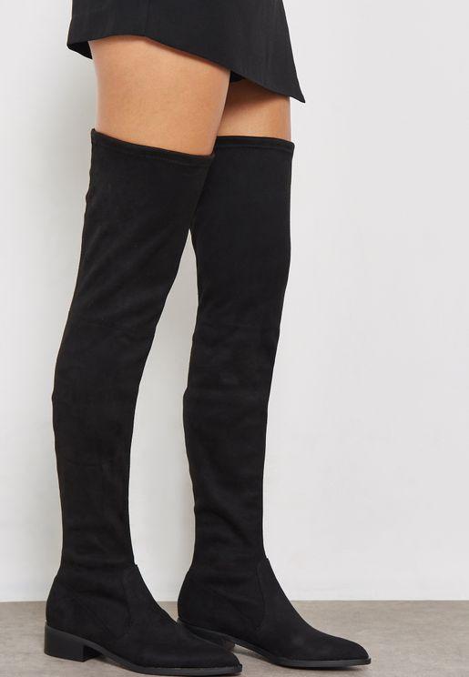 Jestik Knee Boot