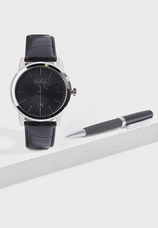 1570062 Watch+Pen Gift Set
