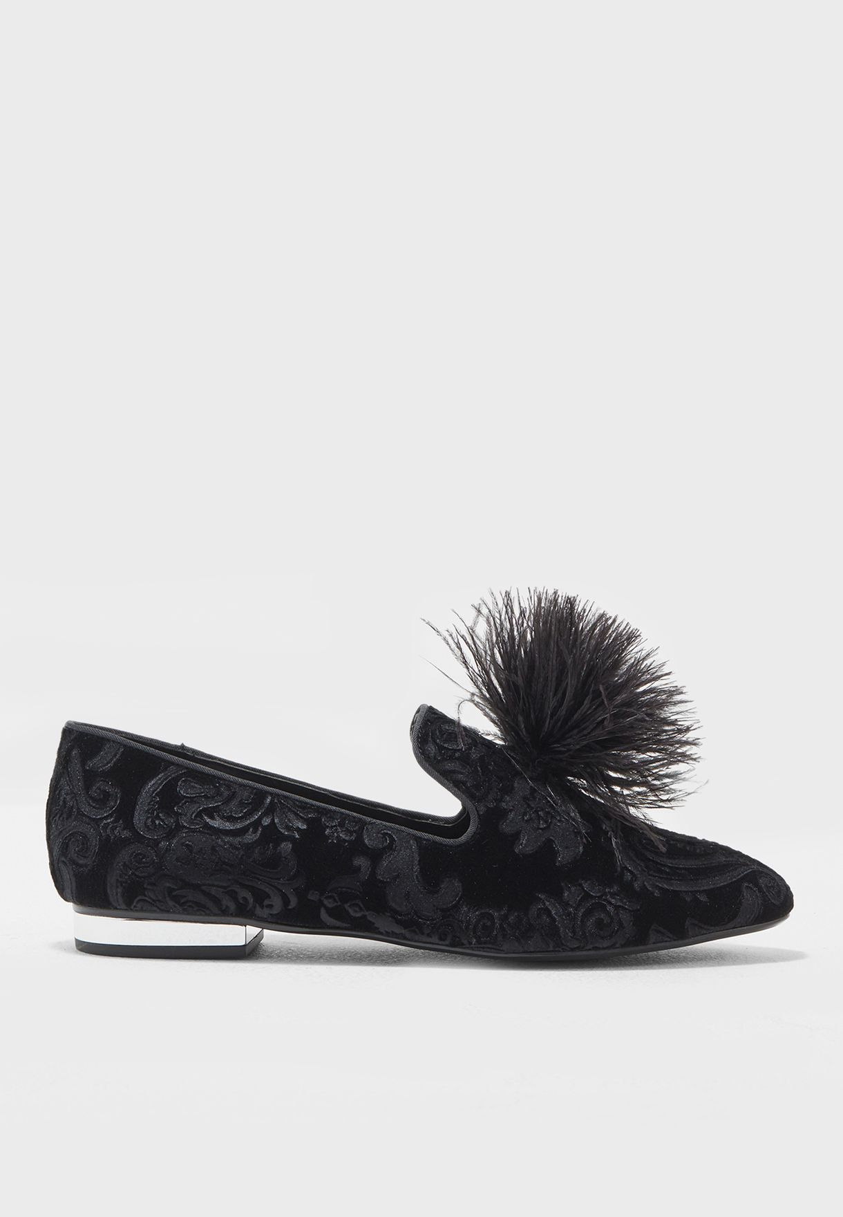 85174031108 Shop Carvela black Casual Slip On 200-LAPIN NP for Women in Kuwait ...