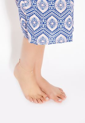 Pretty Little Things Trendy Anklet