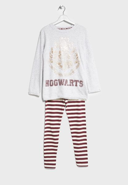 Tween Hogwarts Pyjama Set