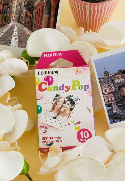Instax Mini Film - Candy Pop